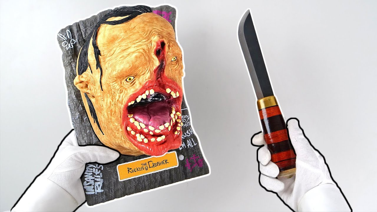 "The WEIRDEST Collector's Edition in 2019... Unboxing RAGE 2 ""Ruckus"" Talking Head thumbnail"