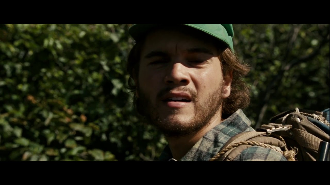 Emile hirsch into the wild penis