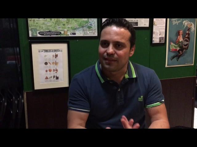 #16 Micro-entrevista Jesús León de Cervezas ARRIACA