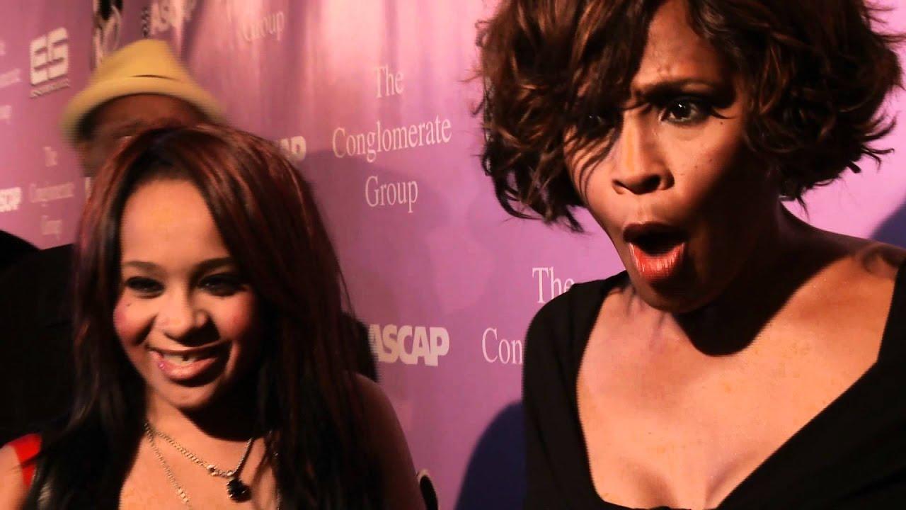Whitney Houston Last Interview | Sparkle - YouTube