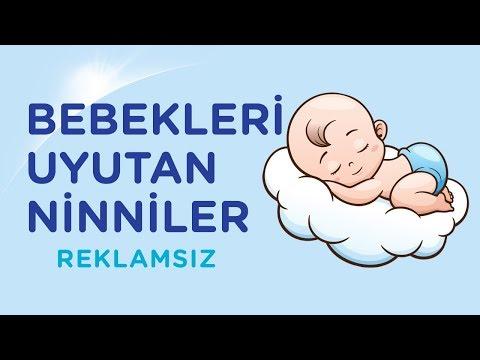Reklamsız Kesintisiz Karışık Ninniler – Bebekleri Uyutan Ninniler 2019