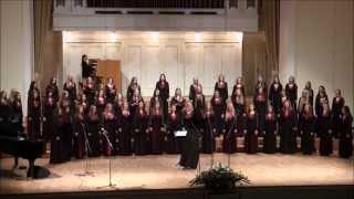 "Felix Mendelssohn Bartholdy - Drei Motetten op.39 ""Surrexit Christus"" (Motet III)"
