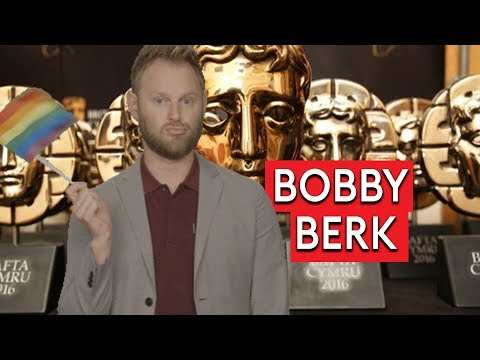 Queer Eye's Bobby Berk on season 4 in Japan and would they do a movie? - BAFTA TV Awards 2019