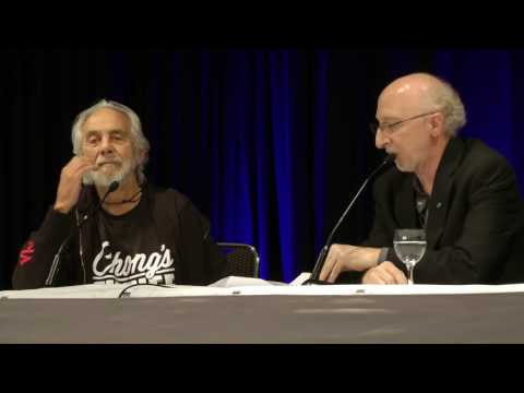 ICBC Berlin 2017 - Tommy Chong (interviewed by Steve Bloom)