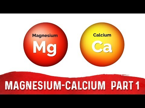 Magnesium and Calcium (Part 1)