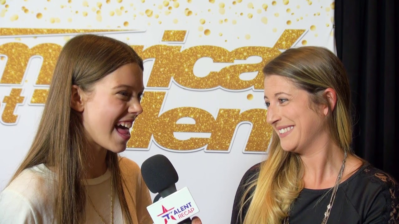 America's Got Talent: Courtney Hadwin OPENS UP About Being Compared To Janis Joplin! 👀 | AGT 2018