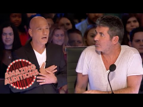 ALL GOLDEN BUZZERS On America's Got Talent 2017 | Amazing Auditions