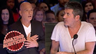 ALL GOLDEN BUZZERS On America's Got Talent 2017   Amazing Auditions