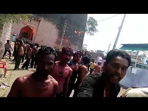 Hindu & Muslim Fighting on holi festival in Bhalki