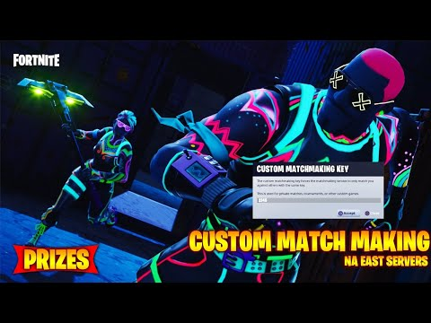 matchmaking services fortnite