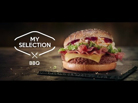 McDonald's – My Selection BBQ