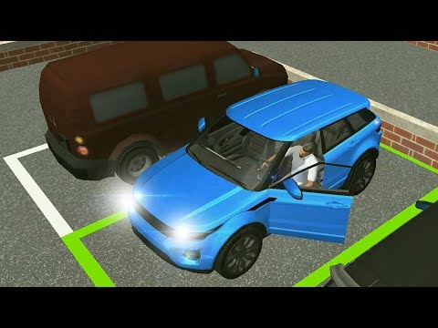 Master of parking SUV - Android gameplay