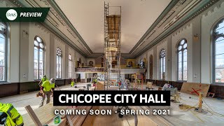 Chicopee City Hall - TEASER #2 - Built By DAS