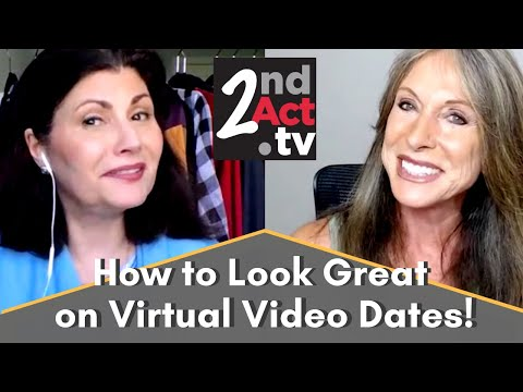 Online Dating Over 50: Planning a Virtual Date? Do's and Don'ts for Looking Great on Video Dates! from YouTube · Duration:  18 minutes 31 seconds