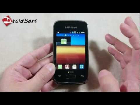 DroidSans Review : Samsung Galaxy Y DUOS (in Thai)