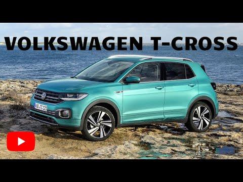 renting Volkswagen T-Cross maletero
