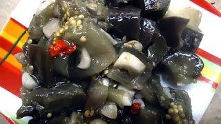 Баклажаны как грибы на зиму Как мариновать баклажаны