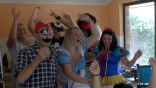 HARLEM SHAKE - Nicko's Kitchen Version