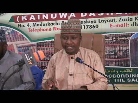 Download TAFSEER 320: Sheikh Umar Abubakar