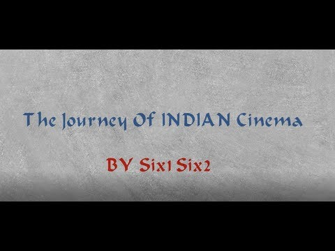 Journey Of Indian Cinema- In HINDI