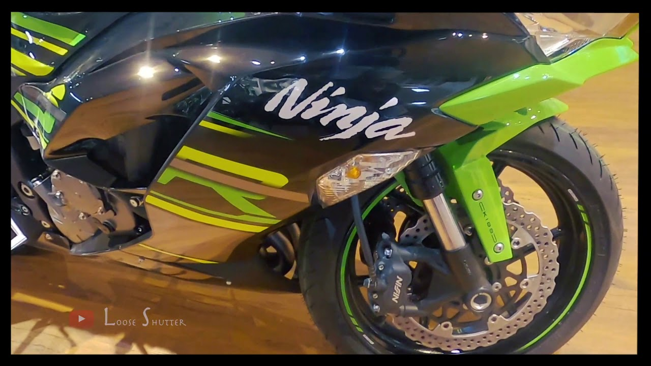 FS 2009 KAWASAKI NINJA ZX-6R - YouTube