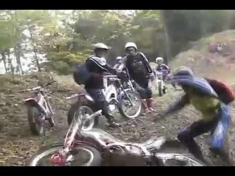 bike moto trial crash youtube. Black Bedroom Furniture Sets. Home Design Ideas