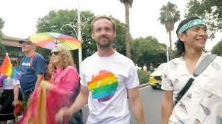 RMIT Says Welcome - Midsumma Pride March 2020 | RMIT University
