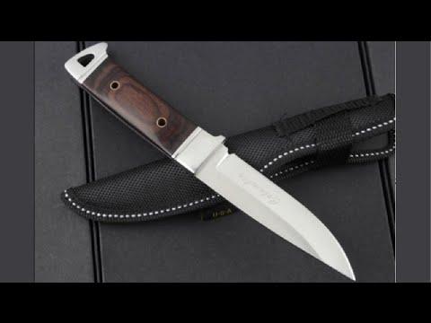 Охотничий нож Columbia Timber K90 из Китая. Анбоксинг и небольшой обзор.