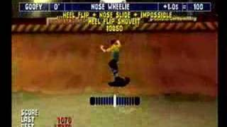 Mtv Sports: Skateboarding (Gameplay)