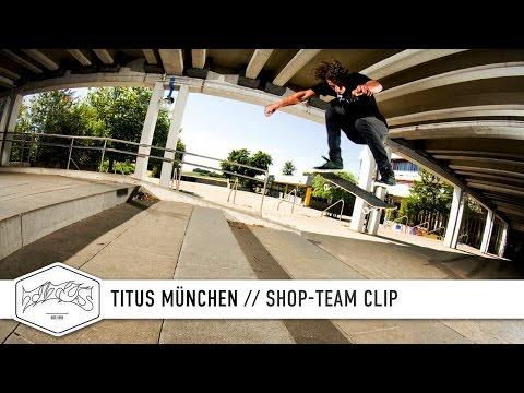 Titus München | Shop-Team Clip