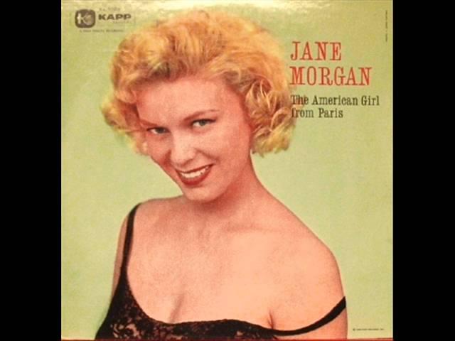 Jane Morgan - Insensiblement