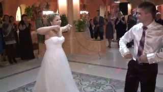 Наш первый танец))))