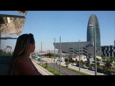 Le quartier de Sant Martí: ShBarcelona city guide (English and Spanish subtitles)