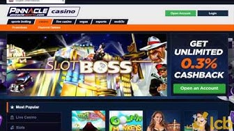 Pinnacle Sports Casino Video Review