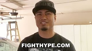 "MIKEY GARCIA TELLS LOMACHENKO ""MAKE THE CALL""; EXPLAINS WHY TEAM LOMA WILL ""NEVER COME THROUGH"""