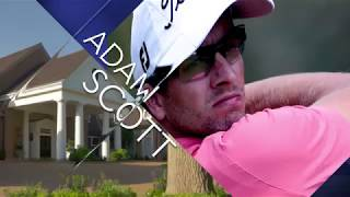 Adam Scott's final round highlights for the 2018 PGA Championship