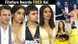 Filmfare Awards 2020 Winners BIGGEST Contrversy Bollywood Celebs Reaction
