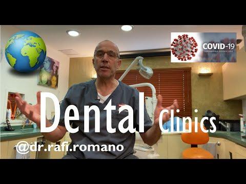 Dental Clinics In Corona Times- Step By Step Protocol