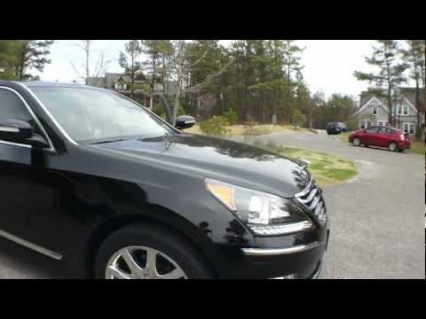 2011 Hyundai Equus Ultimate For Sale ONLY 2600 Miles