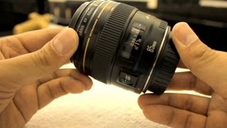 Canon EF 85mm f/1.8 USM lens review (with samples)