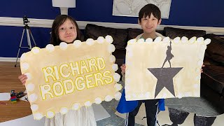 9-Year-Old 'Hamilton' Megafan Transforms Home Into Theater