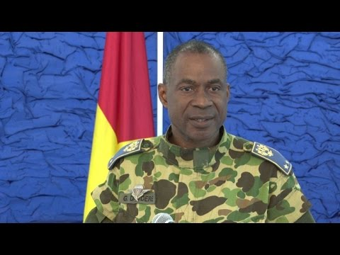 Burkina coup chief warns will hit back if attacked