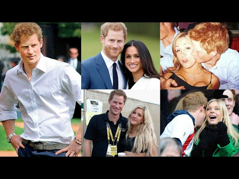 Girls Prince Harry Has Dated