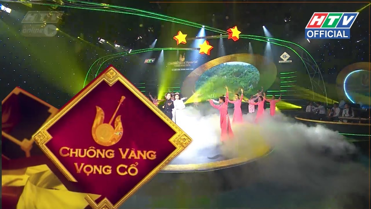 image HTV Chuông vàng vọng cổ 2018   Vòng tuyển chọn  - Đêm 3   #HTV CVVC 2018