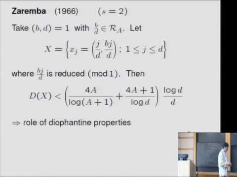 On Zaremba's Conjecture on Continued Fractions - Jean Bourgain