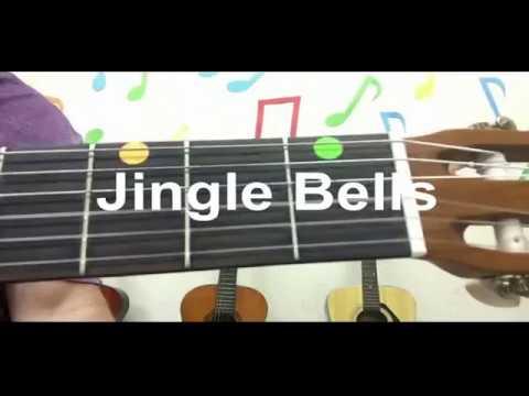 Jingle Bells for Beginner Guitar