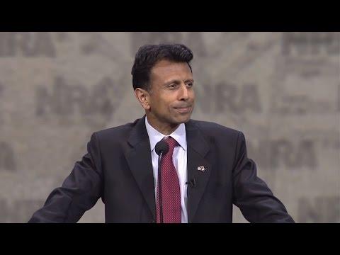 Bobby Jindal: 2015 NRA-ILA Leadership Forum