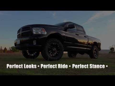 "Dodge Ram 1500 4WD 4"" SST Lift Kit - ReadyLIFT"