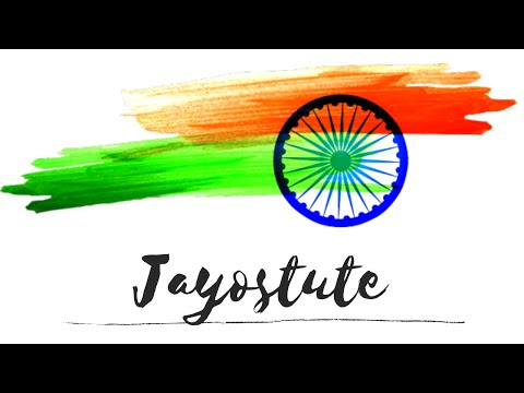 A Tribute to Veer Savarkar - Jayostute (Reprise) || Nihar and Anup Satam feat. Nitish