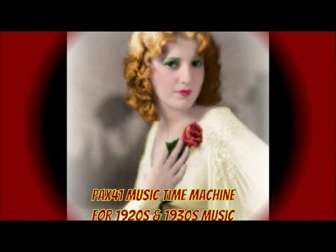1920s Salon Music The Softer Sound Of The Era  @Pax41